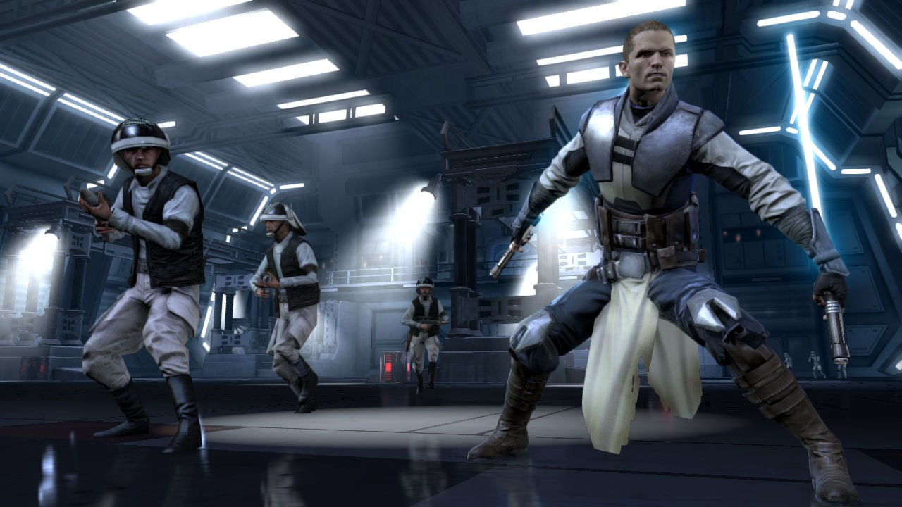 STAR WARS™: The Force Unleashed™ II - LucasArts - Disney - Blacknut Cloud Gaming