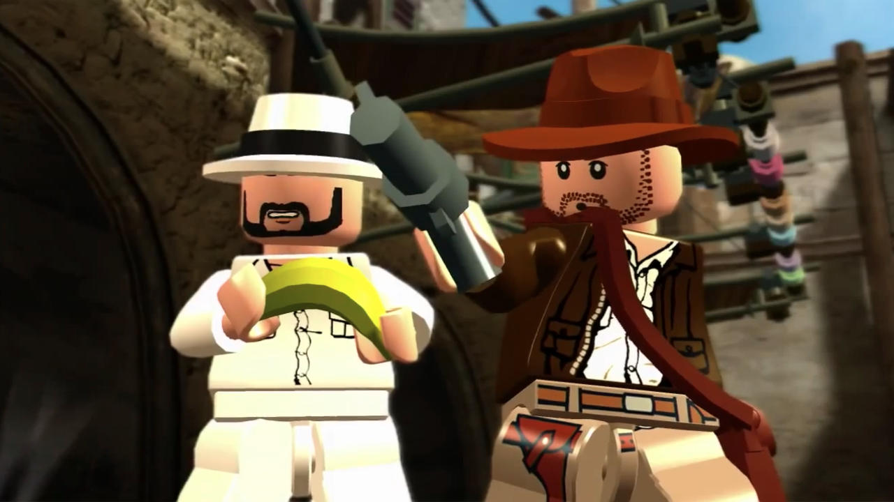 LEGO® Indiana Jones™ 2: The Adventure Continues - LucasArts - Disney - Blacknut Cloud Gaming