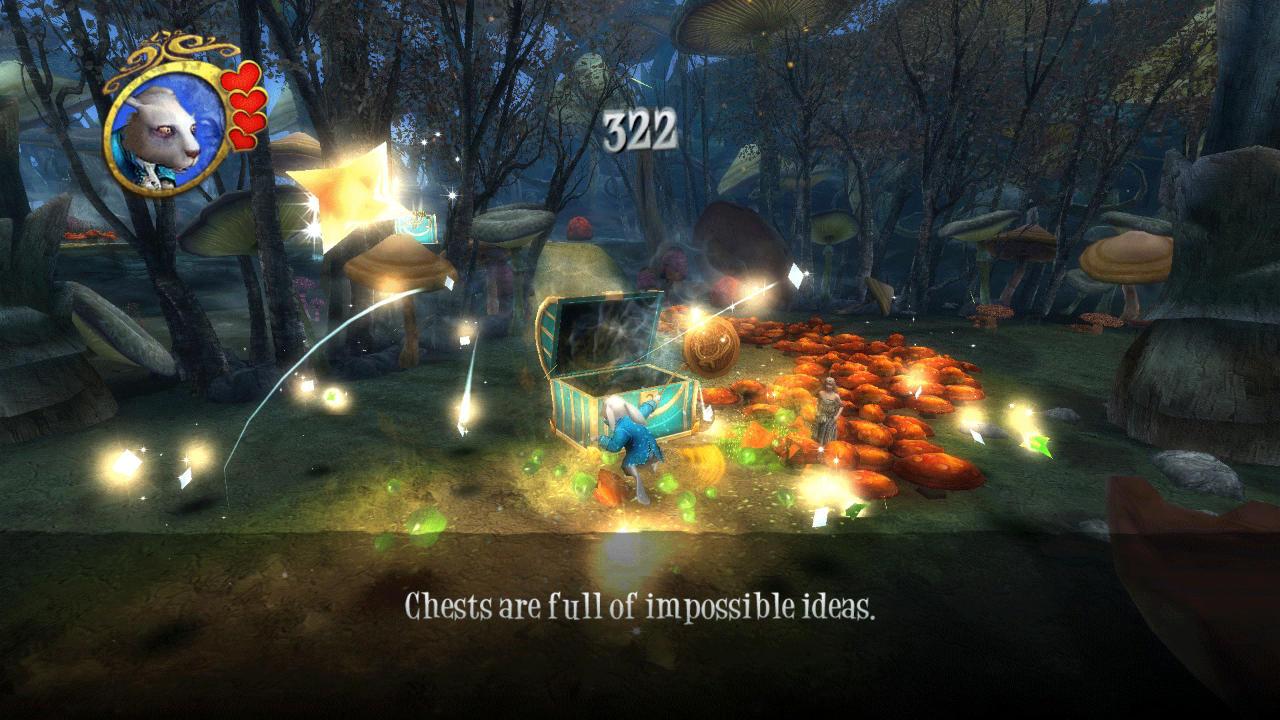 Disney Alice in Wonderland - Etranges Libellules Studios - Disney - Blacknut Cloud Gaming