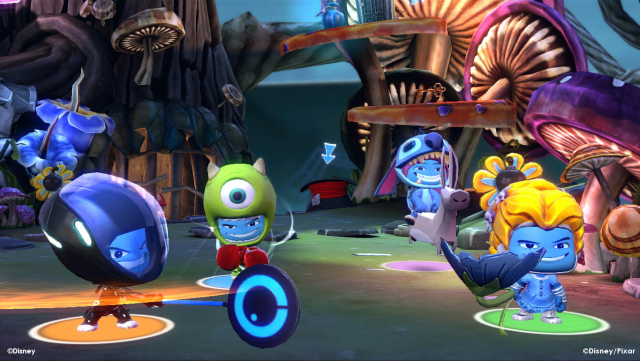 Disney Universe - Eurocom - Disney - Blacknut Cloud Gaming