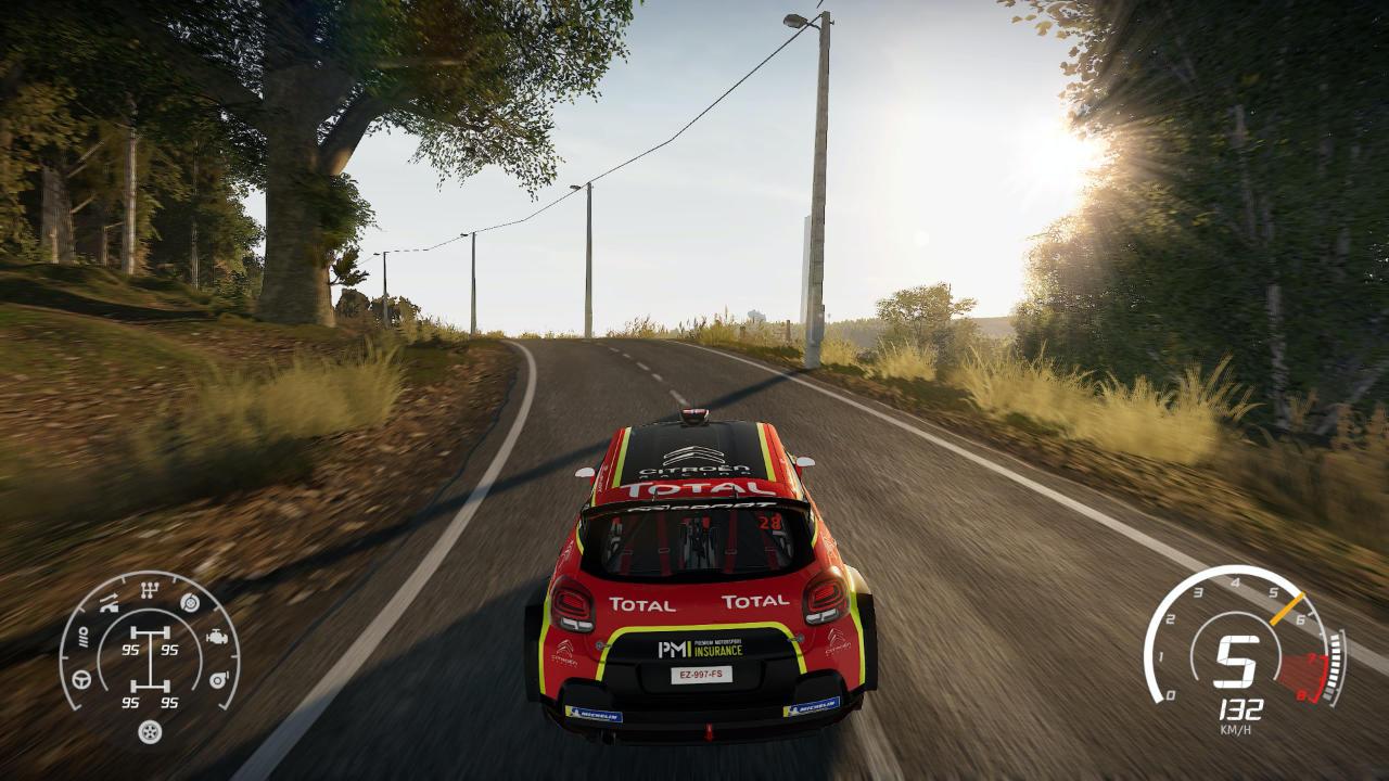 WRC 8 - KT Racing - Nacon - Blacknut Cloud Gaming