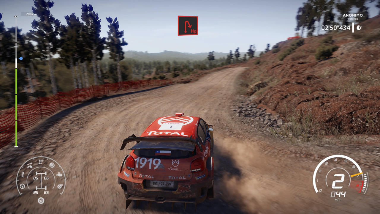 WRC 8 - KT Racing - Nacon - Blacknut Cloud Gaming