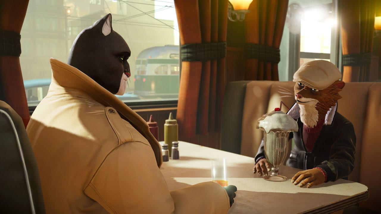 Blacksad: Under the Skin - Pendulo Studios - Microïds - Blacknut Cloud Gaming