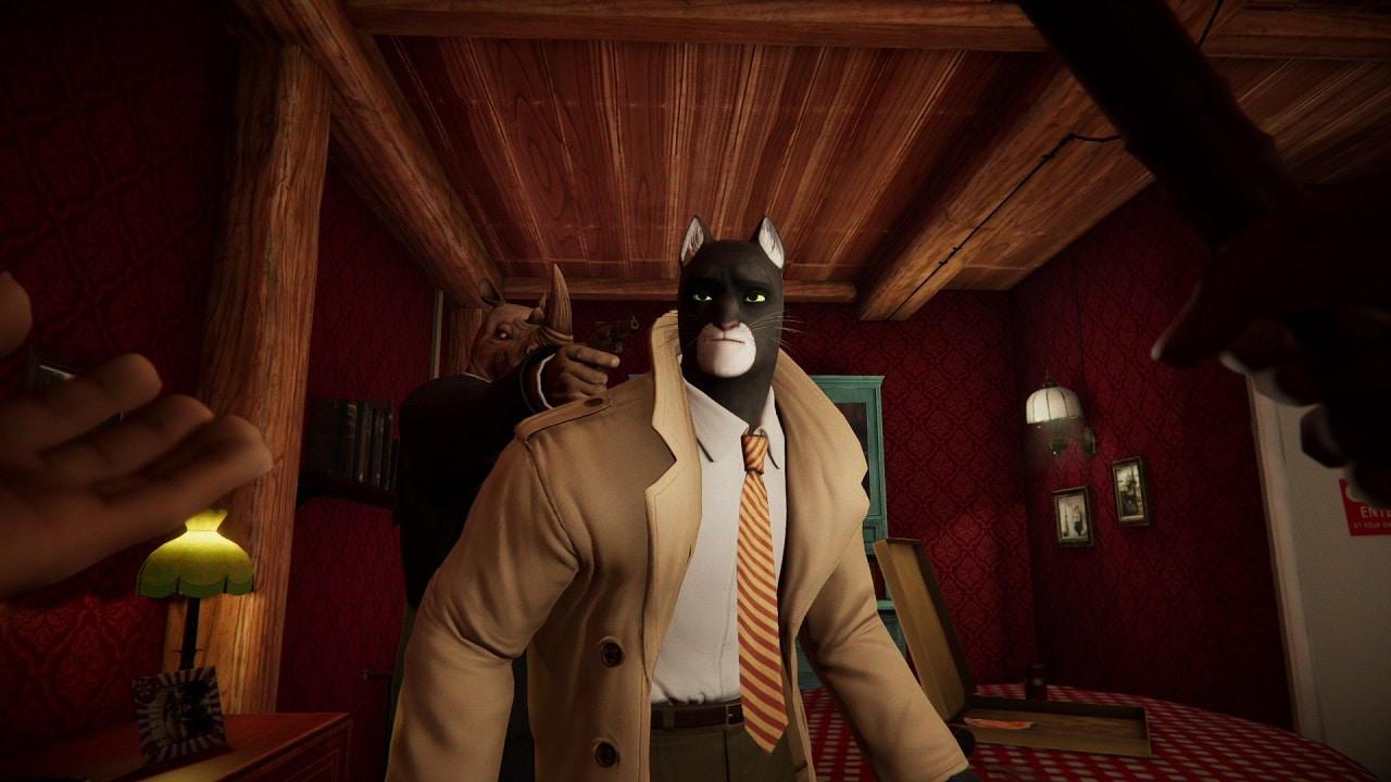 Blacksad: Under the Skin - Pendulo Studios - Microïds - Blacknut Cloud Gaming