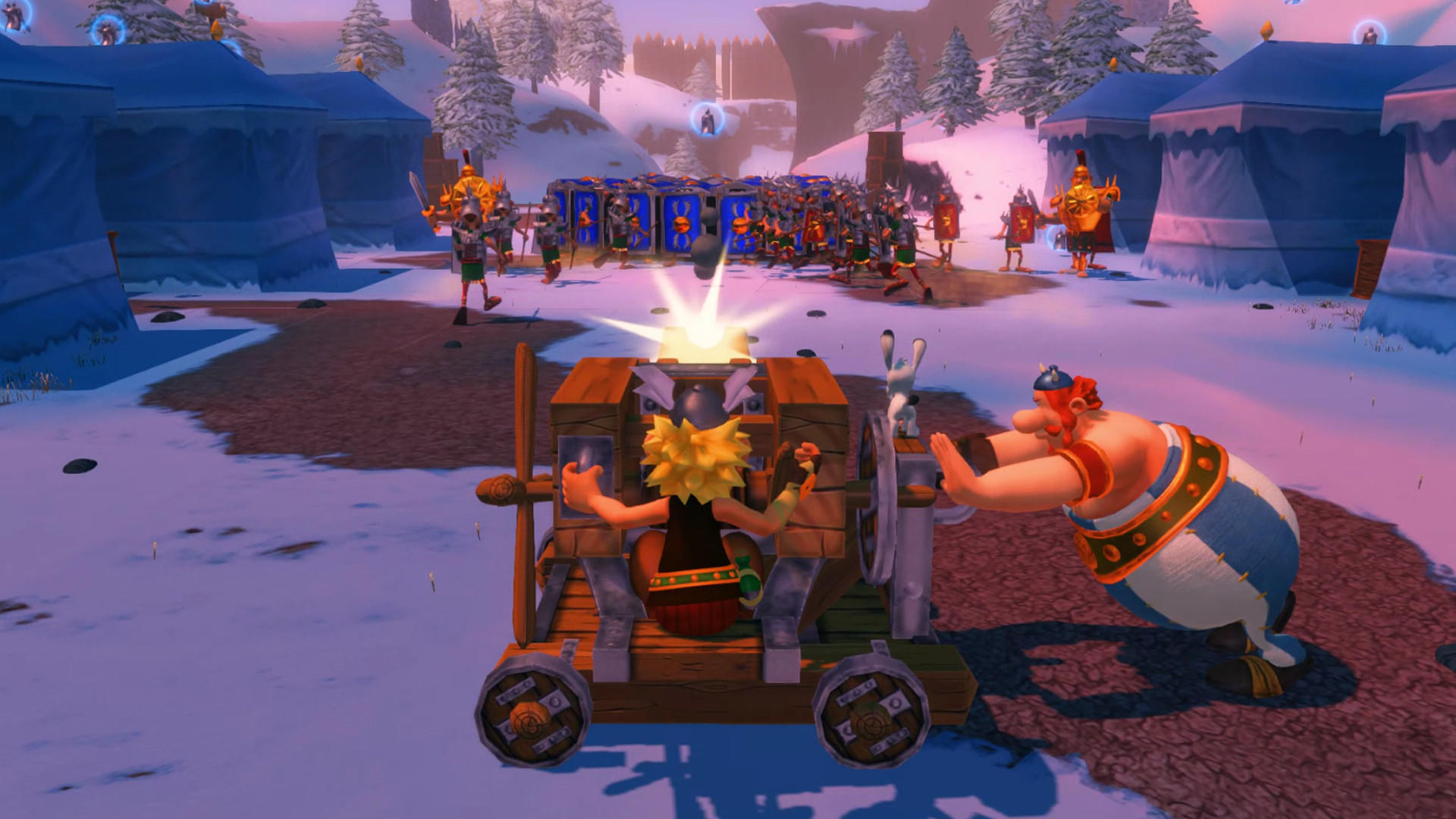 Asterix & Obelix XXL: Romastered - OSome Studio - Microïds - Blacknut Cloud Gaming