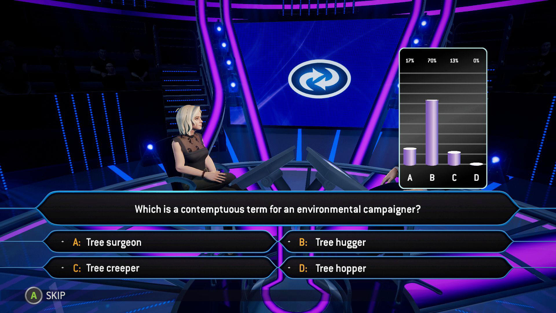 Who Wants to Be a Millionaire? - Appeal - Microïds - Blacknut Cloud Gaming