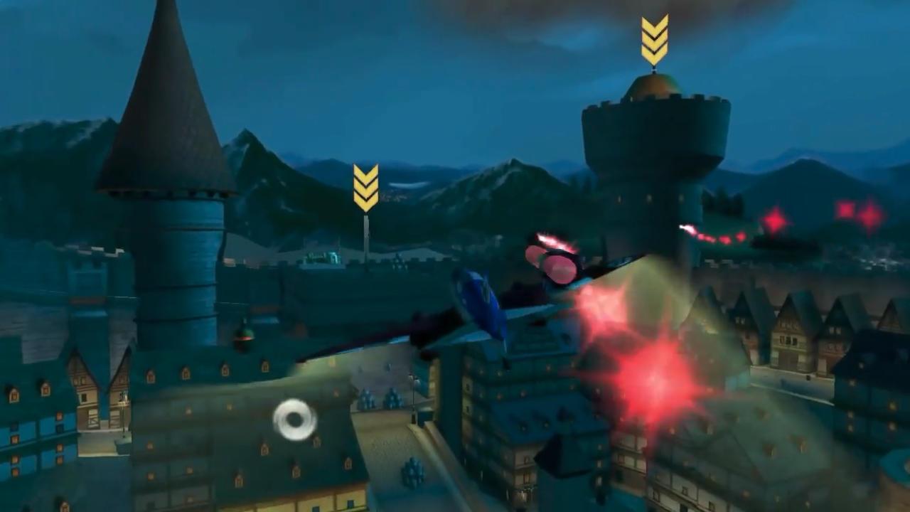 Disney Planes - Behaviour Interactive Inc. - Disney - Blacknut Cloud Gaming