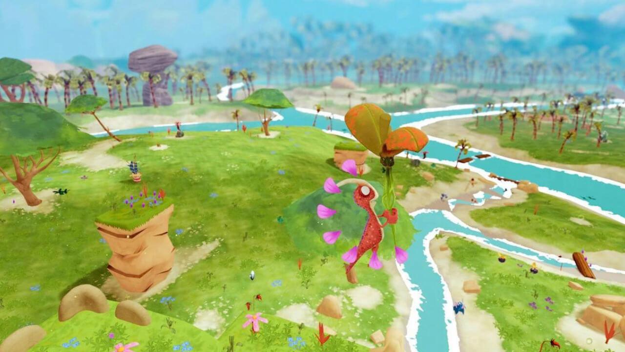 Gigantosaurus Le Jeu - WildSphere - Outright Games LTD. - Blacknut Cloud Gaming