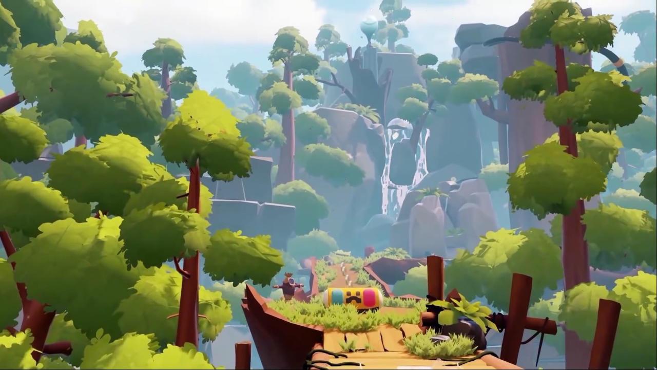 Biped - NEXT Studios - META Publishing - Blacknut Cloud Gaming