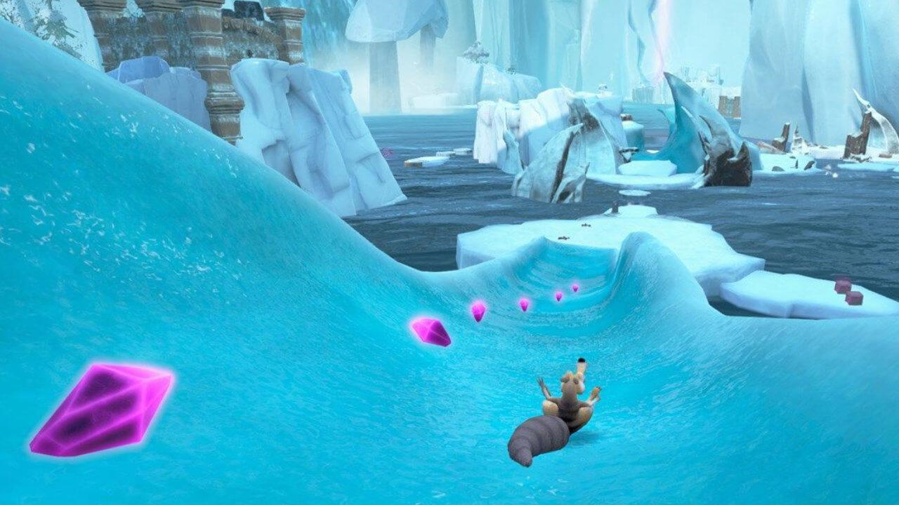 Ice Age: Scrat's Nutty Adventure - Just Add Water (Development) Ltd. - Outright Games LTD. - Blacknut Cloud Gaming