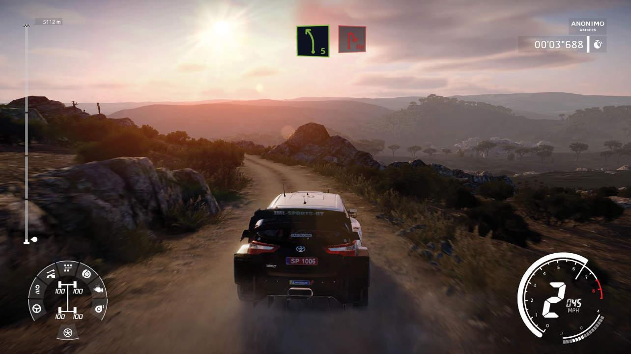 WRC 9 - KT Racing - Nacon - Blacknut Cloud Gaming