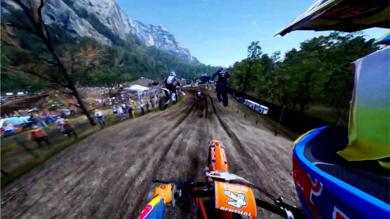 MXGP 2019 - The Official Motocross Videogame - Milestone - Milestone - Blacknut Cloud Gaming