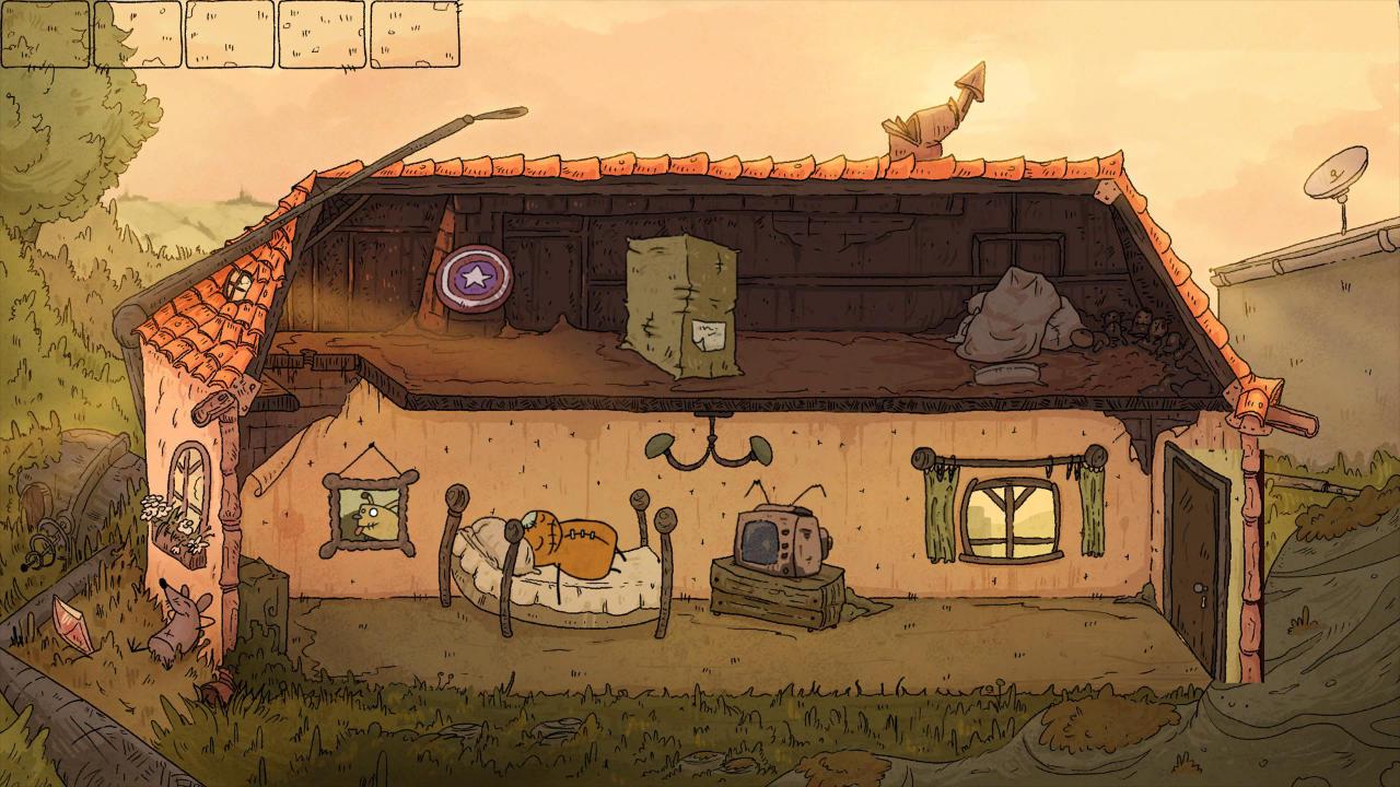 Gomo - Fishcow Studio - Daedalic Entertainment - Blacknut Cloud Gaming