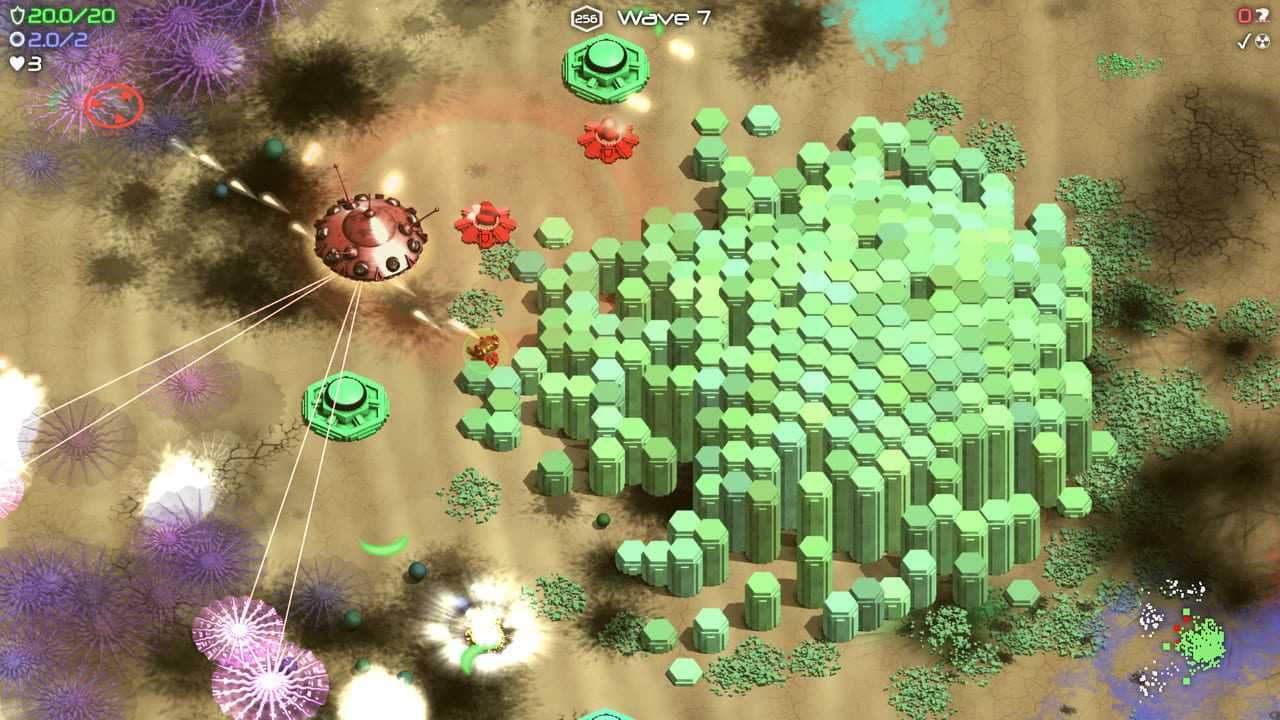 Devader - Falkenbrew - Falkenbrew - Blacknut Cloud Gaming