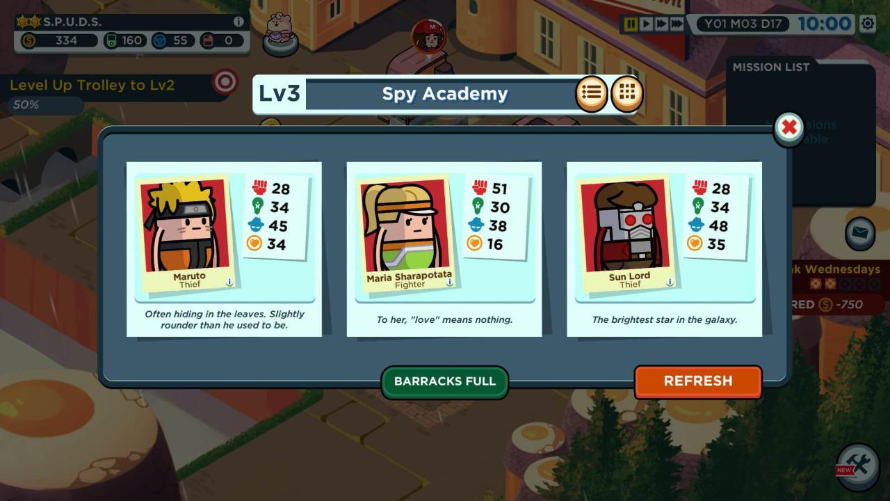 Holy Potatoes! A Spy Story?! - Daylight Studios - Daedalic Entertainment - Blacknut Cloud Gaming