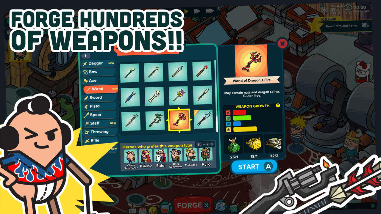 Holy Potatoes ! A Weapon Shop ?! - Daylight Studios - Daedalic Entertainment - Blacknut Cloud Gaming