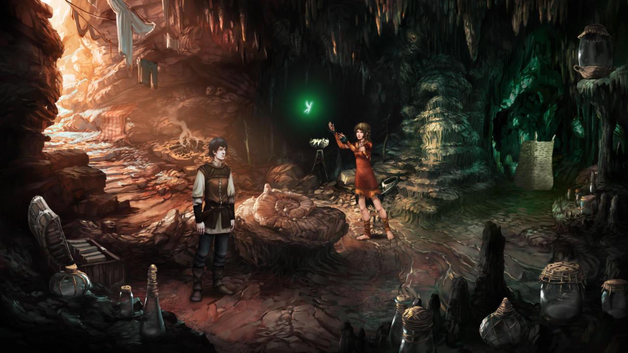 The Dark Eye : Chains of Satinav - Daedalic Entertainment - Daedalic Entertainment - Blacknut Cloud Gaming