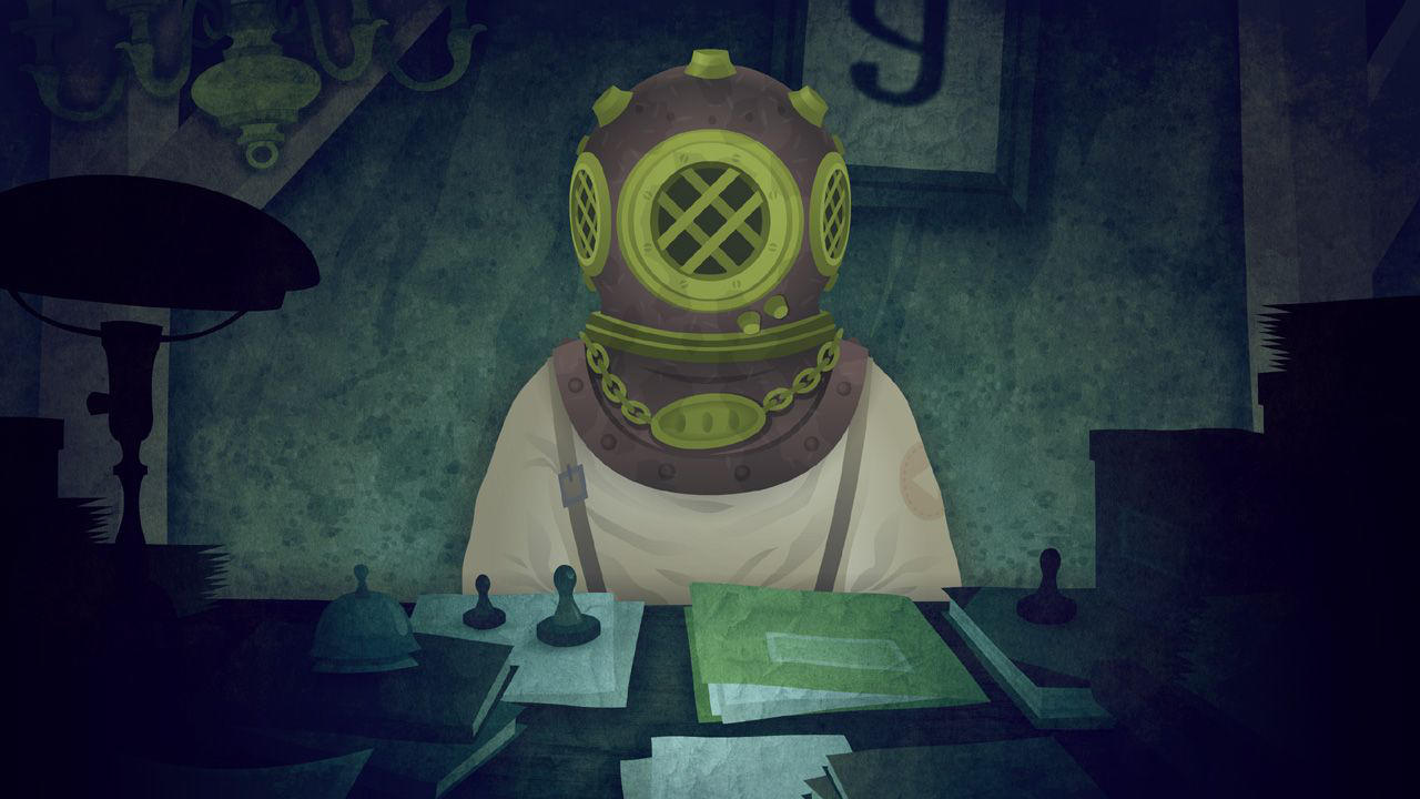 The Franz Kafka Videogame - Denis Galanin (mif2000) - Daedalic Entertainment - Blacknut Cloud Gaming