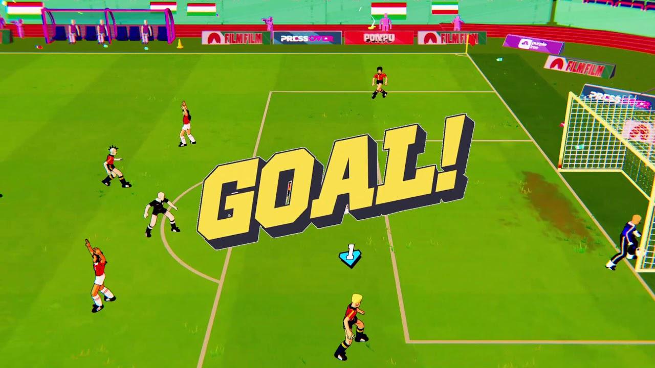 Golazo! Soccer League - Purple Tree S R L - Purple Tree S R L - Blacknut Cloud Gaming