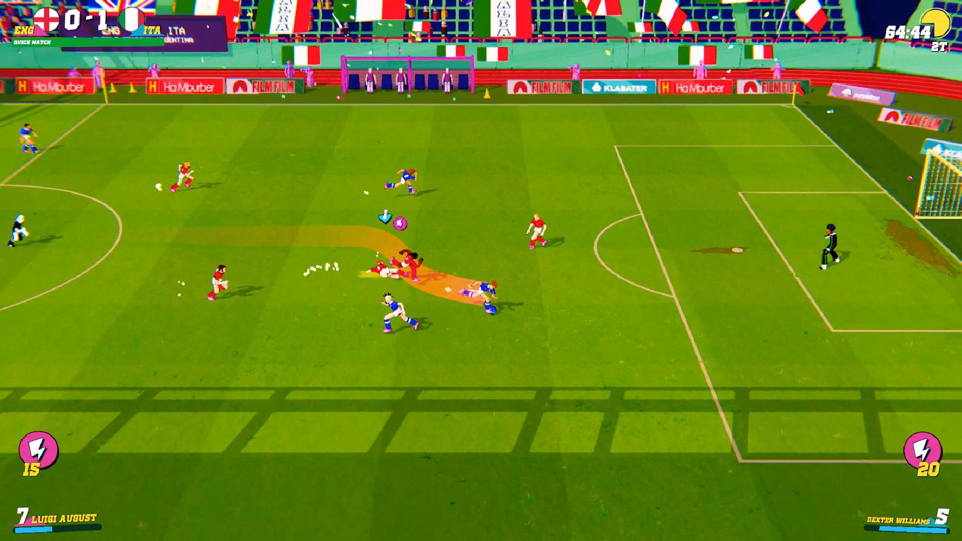 Golazo ! Soccer League - Purple Tree S R L - Purple Tree S R L - Blacknut Cloud Gaming