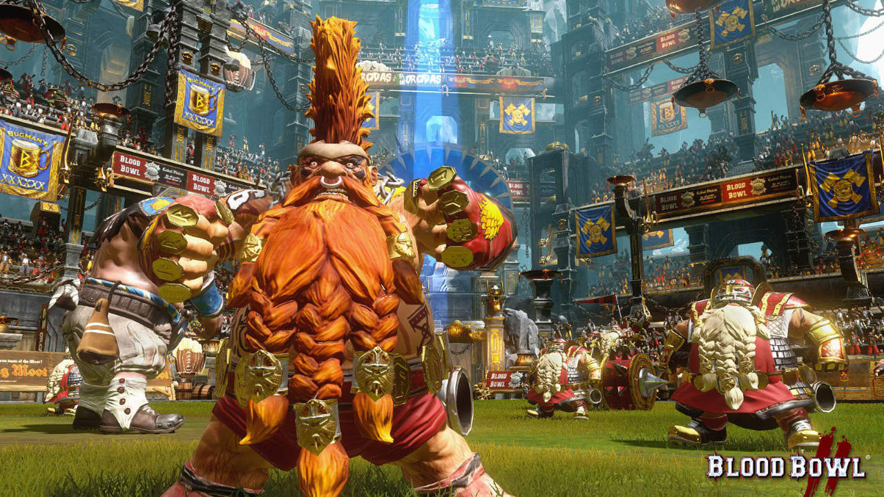 Blood Bowl 2 - Legendary Edition - Cyanide Studio - Nacon - Blacknut Cloud Gaming