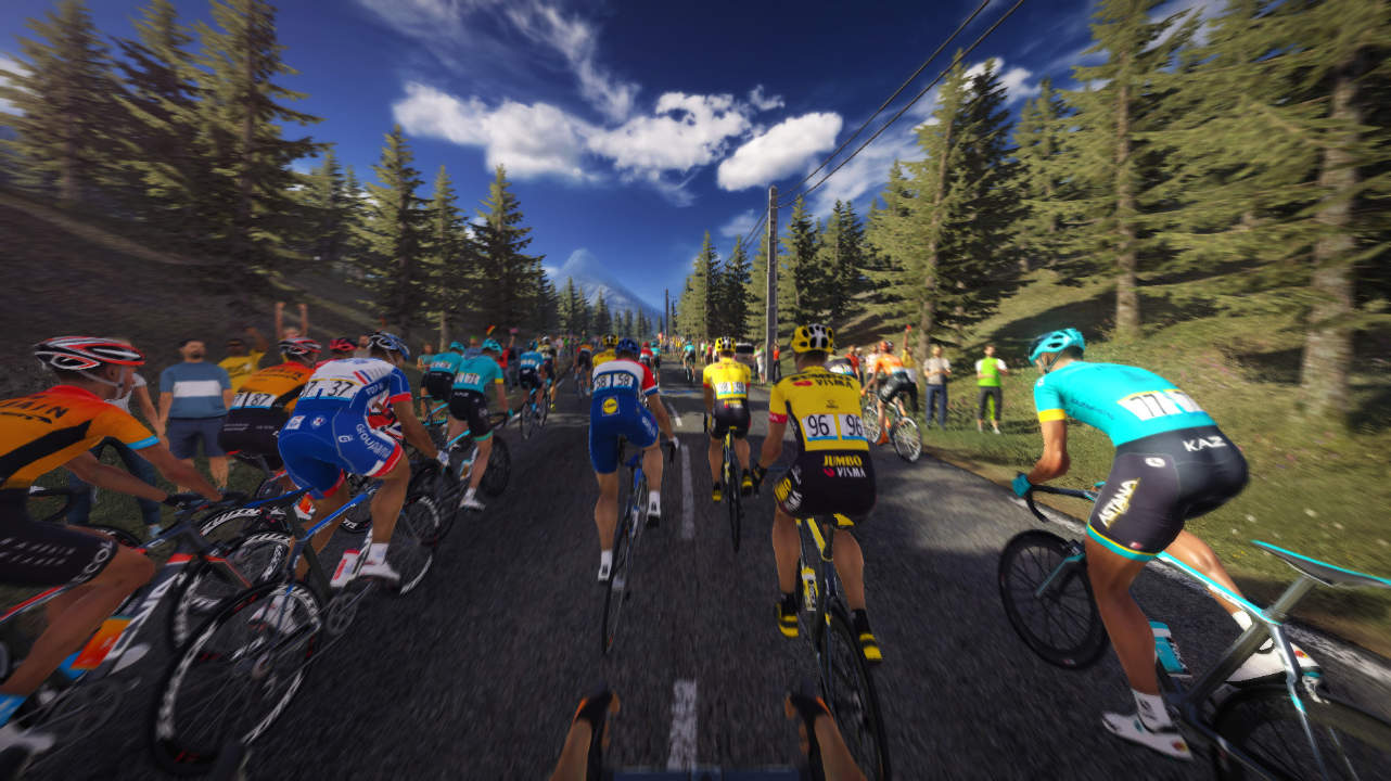 Tour de France 2020 - Cyanide Studio - Nacon - Blacknut Cloud Gaming