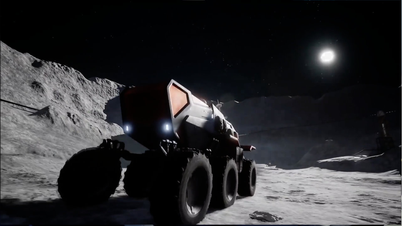 Deliver Us The Moon - KeokeN Interactive - Wired Productions - Blacknut Cloud Gaming