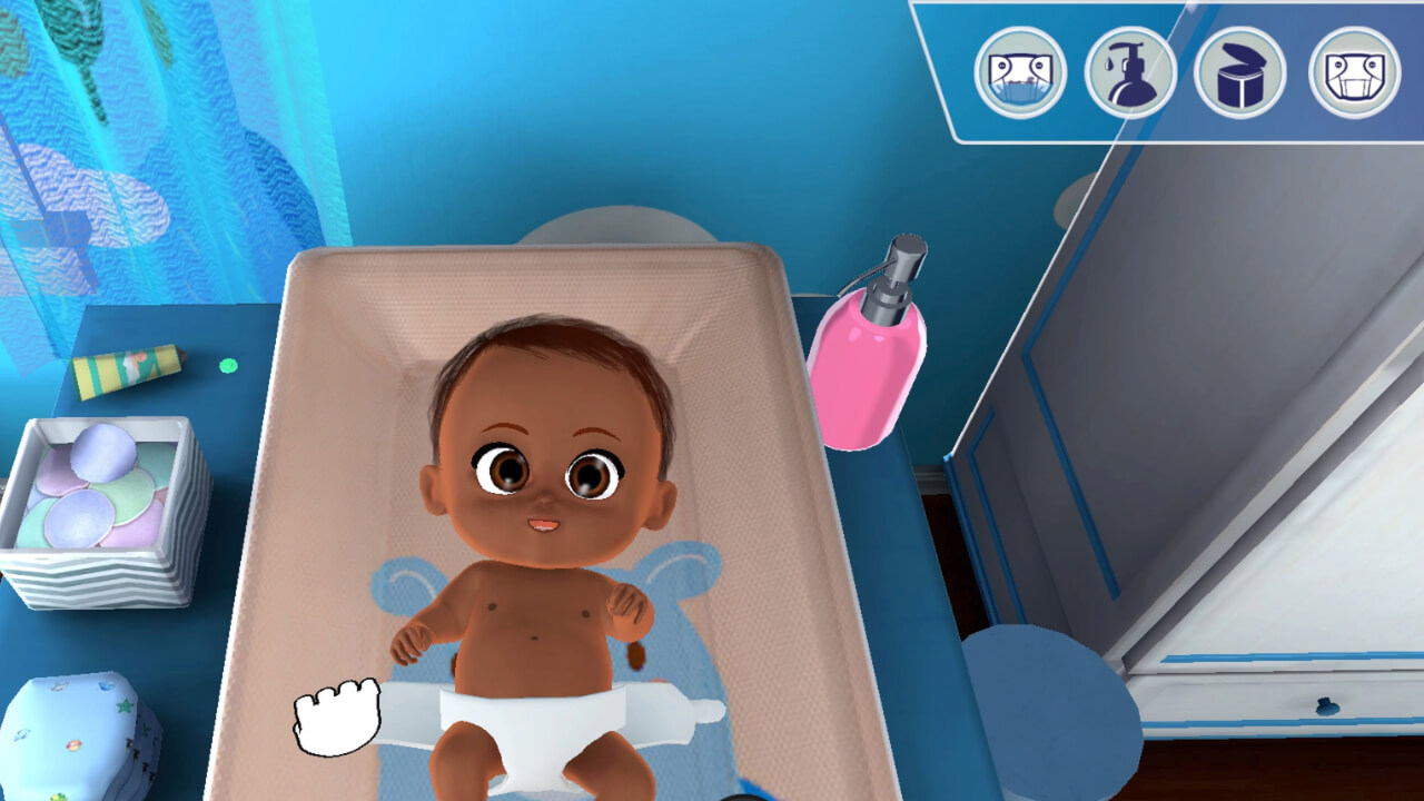 My Universe - My Baby - Smart Tale Games - Microïds - Blacknut Cloud Gaming