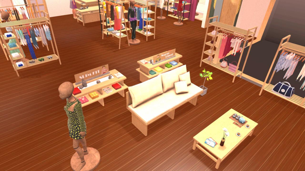 My Universe - Fashion Boutique - Black Sheep Studio - Microïds - Blacknut Cloud Gaming